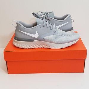 Nike Odyssey React Grey Wolf Size 10 Men